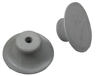 Plakvoeten voor rubberboot